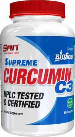 SAN סופרים כורכומין Supreme Curcumin C3