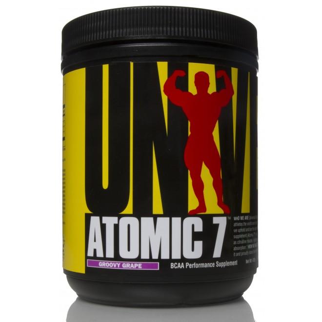 אבקת חומצות אמינו 412 גרם - UNIVERSAL - ATOMIC 7