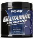 DYMATIZE  MICRONIZED- אבקת גלוטמין דיימטייז 300 גר'
