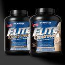 זוג אבקות חלבון Dymatize Elite Gourmet