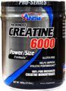 אבקת קריאטין- ANSI 6000- 1000gr