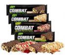 חטיף חלבון, 10 יחידות - MUSCLE PHARM COMBAT