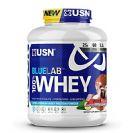 זוג אבקות חלבון USN-BLUELAB 100% WHEY