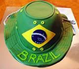 תוצאה של הפסד בהתערבות במשחקי גביע העולם בכדורגל...היה טעים לאכול את הכובע!