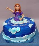 """עוגת פרידה מאופיר שנוסעת לחו""""ל...מתגעגעים..."""