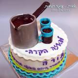 עוגה לפאיזה שמפנקת בקפה אמיתי...