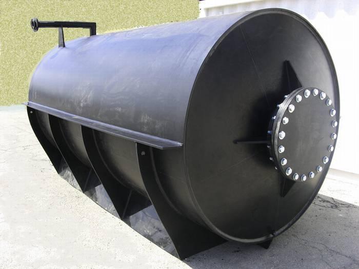 מגה וברק ד.י.ד פלסטיקה - מיכלים HDPE OC-34