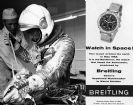 השעון הראשון שהיה בחלל