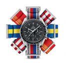 Omega Releases Flag-Inspired NATO Straps