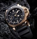 Officine Panerai Submersible Goldtech 42