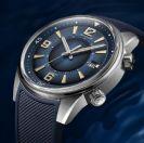 Jaeger-LeCoultre Polaris Date Blue
