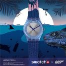 Swatch X 007 Tribute Collection
