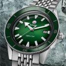 Rado Captain Cook Diver Green 42