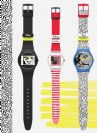 Swatch for Mickey Mouse X Keith Haring