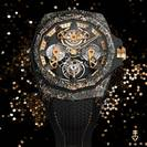 Corum Admiral 45 Openworked Tourbillon Carbon Gold