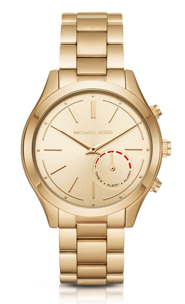 מרענן שעון חכם של מייקל קורס Michael Kors Access Hybrid Smartwatch GH-53