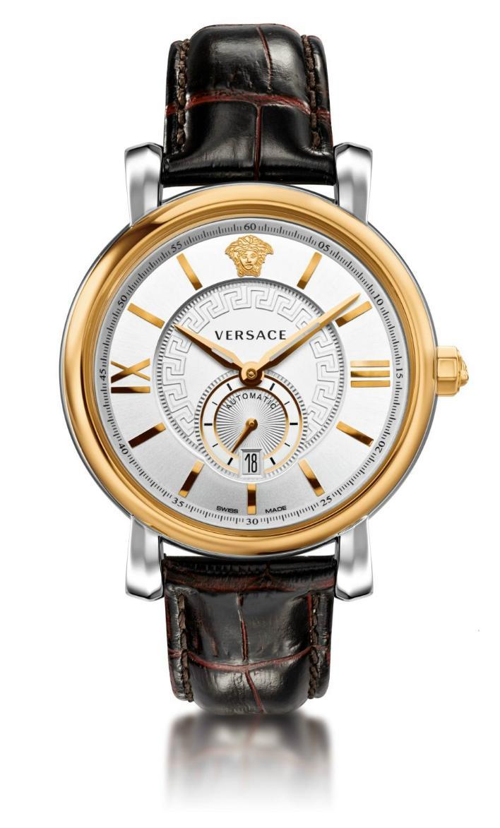 נפלאות שעון ורסצ'ה לגבר - Versace Urban Gent Automatic PB-86