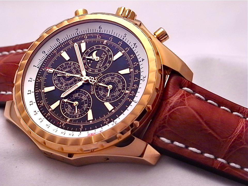 Breitling MULLINER gold Diameter 48.70mm ... 104ed700007