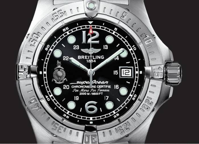 superocean watches availability breitling midsize watch ii item