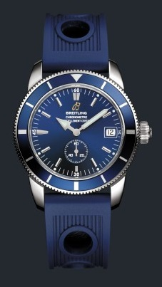 Can't decide! Breitling superocean 42 limited edition blue vs.