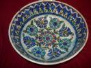 Armenian Palestine Pottery Bowl