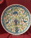 Ohannessian Armenian Iznik Pottery Dish
