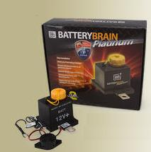battery brain HD