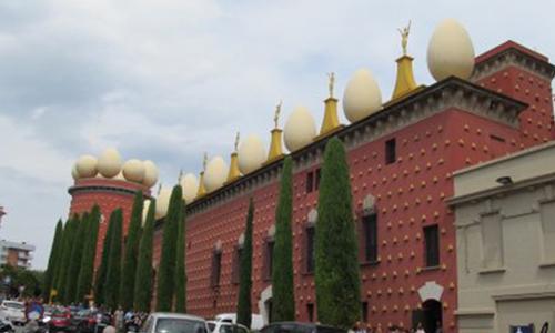 מלונות ליד מוזיאון דאלי