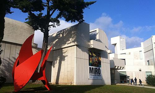 מלונות ליד מוזיאון חואן מירו