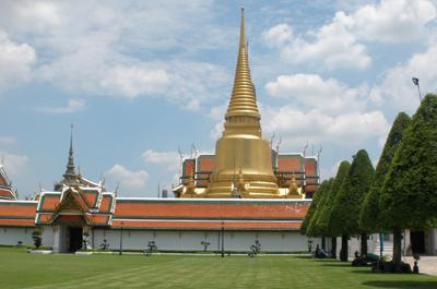 בנגקוק והסביבה - מרכז תאילנד