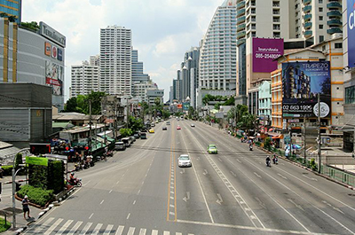 רחוב סוקומוויט | Thanon Sukhumvit