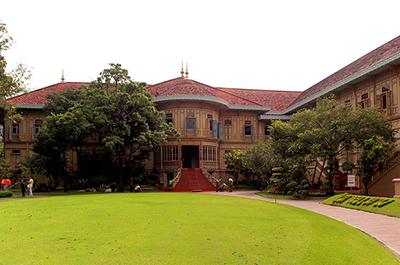 ארמון וימנמק | Vimanmek Palace