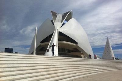 עיר האומנות והמדעים - Ciutat de les Arts i les Ciències