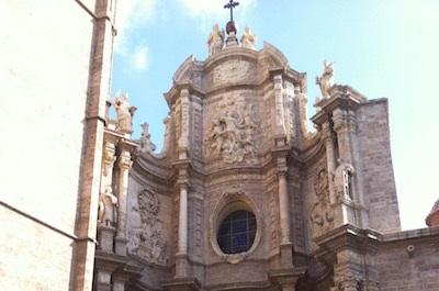 קתדרלת ולנסיה - Iglesia de la Seo