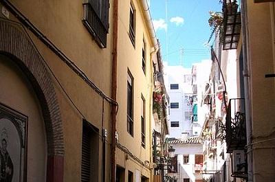 שכונת קארמה - Barrio del Carme