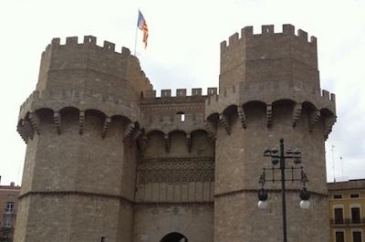 מגדלי סרנוס - Torres de Serranos