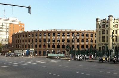 בניין השוורים - Plaza de Toros