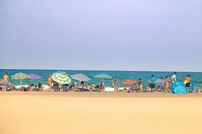 חוף מלוורוסה - La Malvarrosa