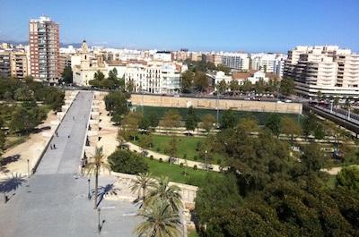 פארק טוריה - Jardín del Turia
