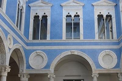 המוזיאון לאומנות - Museo de Bellas Artes