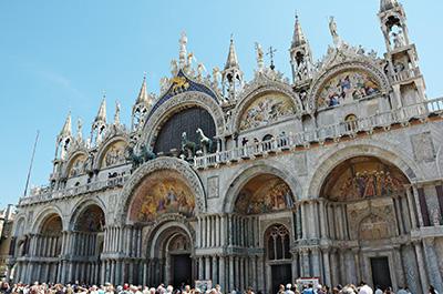 בזיליקת סן מרקו - Basilica di San Marco
