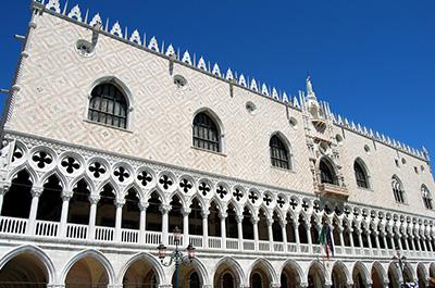 ארמון הדוג'ה (פאלאצו דוקאלה) - Palazzo Ducale