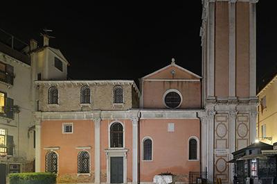 כנסיית סן ג'ובאני גריזוסטומו - San Giovanni Grisostomo