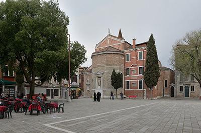 כנסיית סן פולו - Chiesa di San Polo