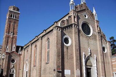 בזיליקת סנטה מריה גלוריוזה דיי פרארי - Santa Maria Gloriosa dei Frari