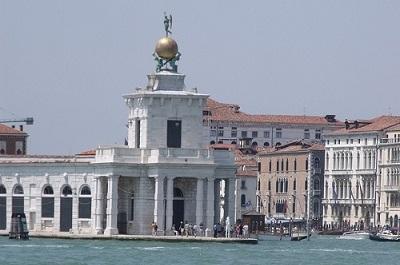 מוזיאון פונטה דלה דוגנה - Punta Della Dogana
