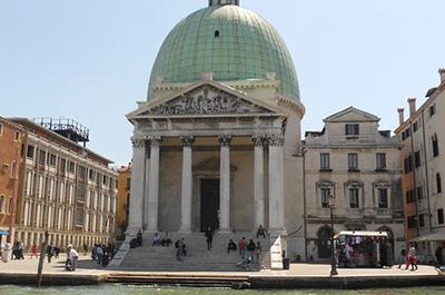 כנסיית סן סימון פיקולו - San Simeone Piccolo
