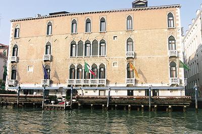 פאלאצו פיזאני גריטי - Palazzo Pisani Gritti