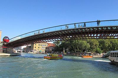 גשר החוקה - Ponte della Costituzione