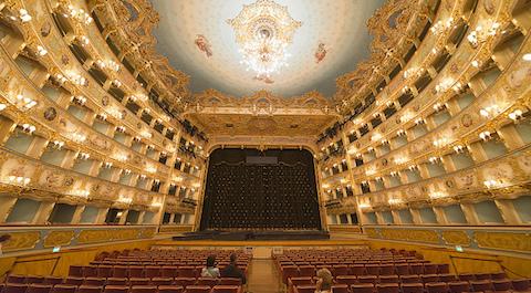 בית האופרה לה פני'צה - Teatro La Fenice